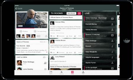 Platform Profile: The Beamly app creates a social network for TV fanatics